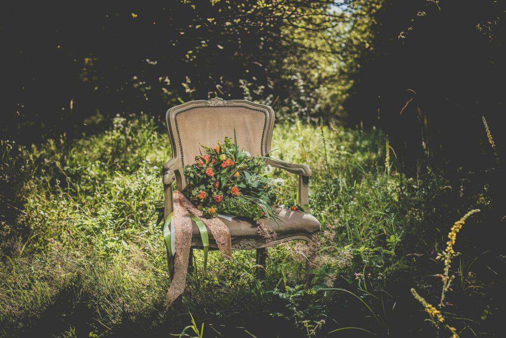 Hållbara blommor, buketter, dekorationer till event, bröllop, evenemang.