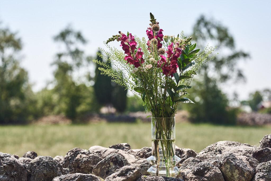 Hållbara blommor - om blombruket och vår vision