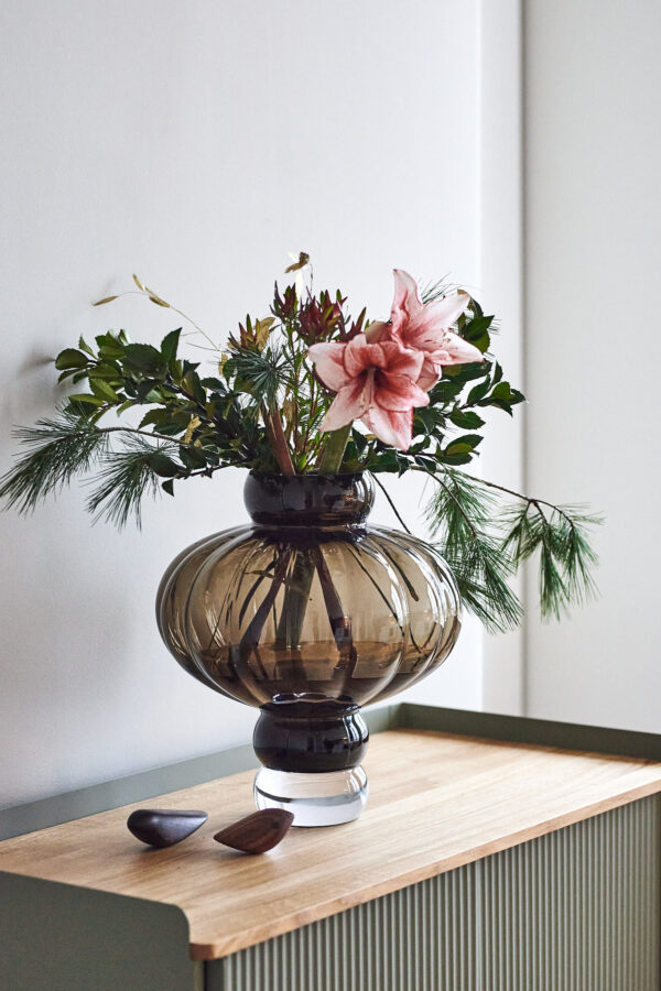 Amaryllis bukett hållbara blommor