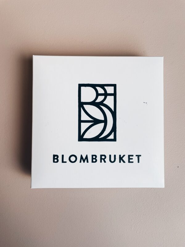 Presentkort Blomburket